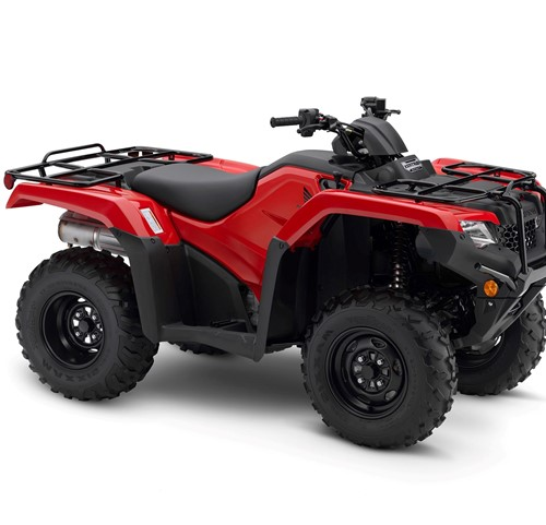 Honda TRX420FA FourTrax Rancher